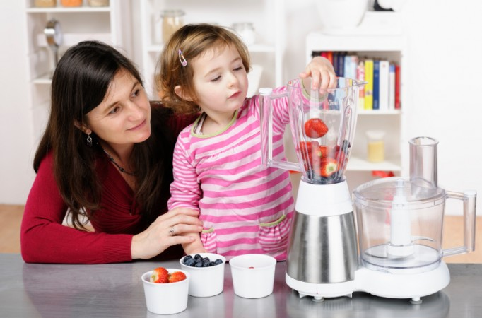 Recipes for kids smoothies