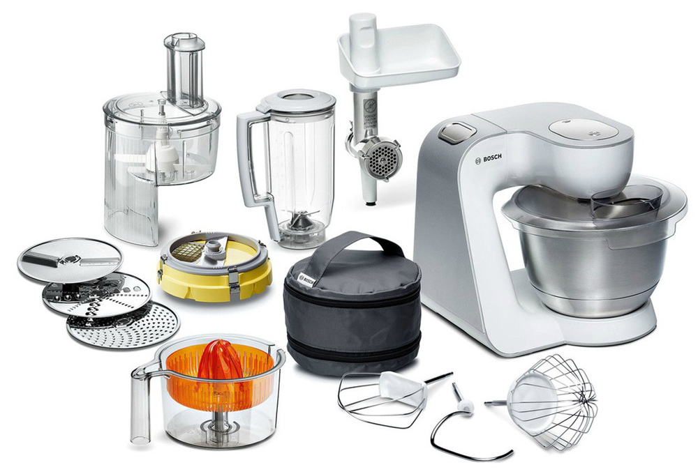 Types Of Food Processors