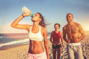 fitness-beach